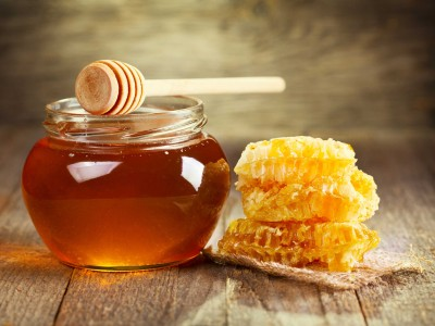 honey-facial