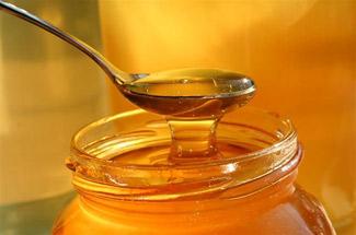honey-healing