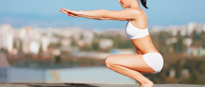 Squat your way to fitness