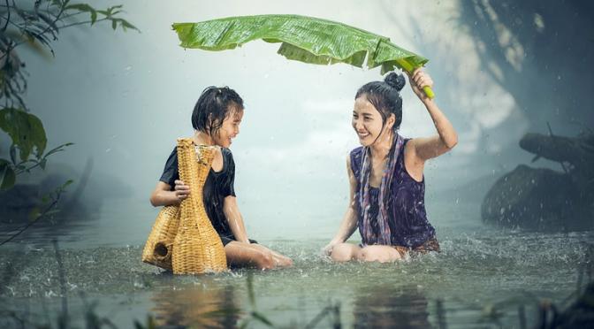 Does Rain make you really sick?